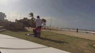 Kitesurfing – Setup