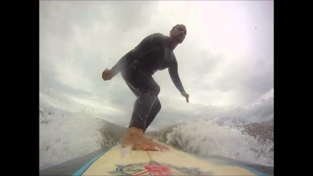 Surf longboard